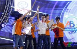 LH - FF đăng quang vô địch Robocon Việt Nam 2016 với chiến thắng kỷ lục
