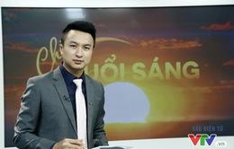 """BTV Việt Phong và dấu ấn 1 năm trong """"guồng quay"""" VTV"""