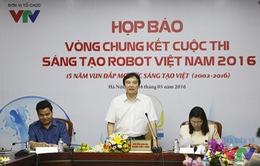 VCK Robocon Việt Nam 2016: Khán giả có thể theo dõi toàn cảnh 360 độ