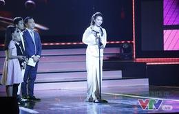 Nhã Phương giành cúp VTV Awards lần 2 với Zippo, mù tạt và em