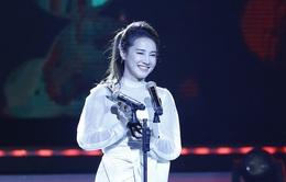 Nhã Phương áp lực, Hồng Đăng run rẩy sau khi nhận cúp VTV Awards