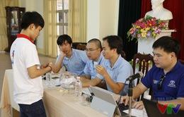 Bốc thăm chia bảng vòng 1/32 VCK Robocon Việt Nam 2016