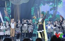 Tết Đồ Rê Mí 2016: Nhạc kịch mừng năm mới tưng bừng của vương quốc khỉ