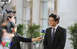 TGĐ Trần Bình Minh tin tưởng vào sự thành công của VTV7