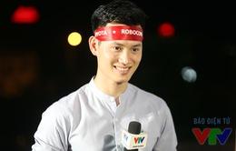 """Robocon Việt Nam 2016: MC Mạnh Tùng từng """"mất tích"""" ngay trên sóng trực tiếp"""