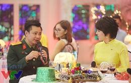 Gặp gỡ VTV: Bữa tiệc đón Tết Dương lịch 2016 nhiều màu sắc