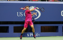US Open 2016: Vượt qua Del Potro, Wawrinka giành vé vào bán kết