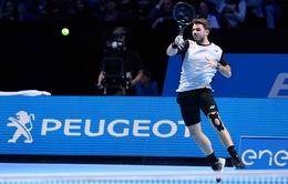 ATP World Tour Finals 2016: Đánh bại Cilic, Wawrinka nuôi hy vọng vào bán kết