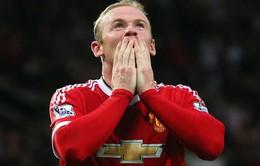 Rooney sẽ rời Premier League nếu chia tay Man Utd