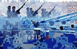 Trung Quốc xuất khẩu vũ khí tăng gần gấp đôi trong 5 năm
