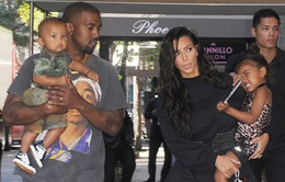 Kim Kardashian không dám cho con gặp Kanye West
