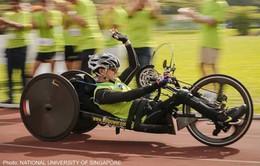 William Tan - Người đàn ông mạnh mẽ của thể thao Singapore