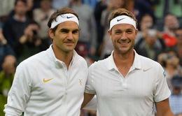 Wimbledon 2016: Federer chấm dứt câu chuyện cổ tích của Willis