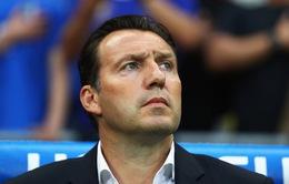 Thất bại trước xứ Wales, HLV tuyển Bỉ cân nhắc từ chức