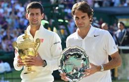 Danh sách hạt giống Wimbledon 2016: Djokovic dẫn đầu, Federer thứ 3