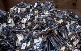 Bán kim loại tái chế từ súng đạn để gây quỹ phòng chống bạo lực