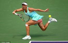 Cựu số 1 thế giới Wozniacki xin rút khỏi Rome và Madrid Masters