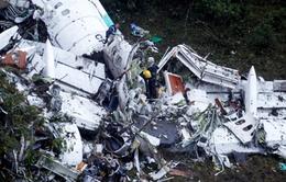 Bolivia: Vụ rơi máy bay tại Colombia không phải tai nạn