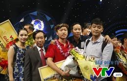 Hồ Đắc Thanh Chương giành quán quân Đường lên đỉnh Olympia 2016