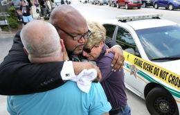 Thế giới chia buồn với nước Mỹ sau vụ xả súng ở Orlando