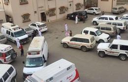 7 giáo viên thiệt mạng trong vụ xả súng tại Saudi Arabia