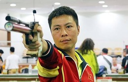 Đường đến Olympic Rio 2016 của xạ thủ Trần Quốc Cường