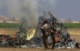 Máy bay cứu trợ nhân đạo của Nga bị bắn rơi tại Syria