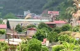 Xây dựng trái phép tràn lan tại thị trấn du lịch Mộc Châu