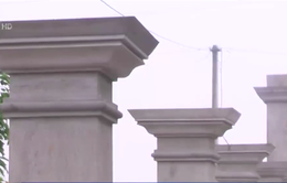 Dân liều lĩnh xây dựng công trình trên hành lang đường ống khí cao áp