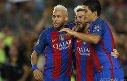 Leganes vs Barcelona: Người khổng lồ chưa nguôi giận! (Vòng 4 La Liga, 18h00 ngày 17/9)