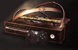"""Chất lừ"" Xbox One phiên bản Game of Thrones"