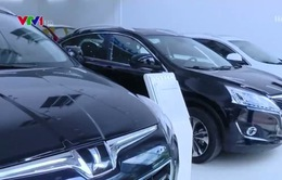 Giá ô tô có thể giảm mạnh từ 2017