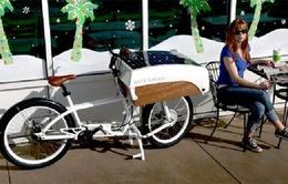 Hà Lan ra mắt xe đạp điện chạy bằng năng lượng Mặt trời