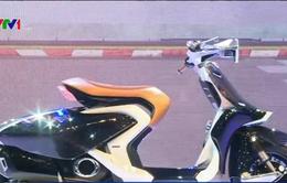 Triển lãm mô tô xe máy Việt Nam đầu tiên chính thức khai màn