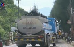 Phú Yên: Xử lý 5 lái xe rút ruột xăng dầu