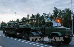 Tổng thống Ukraine cân nhắc áp đặt thiết quân luật