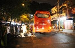 TP.HCM: Xe khách tông chết người rồi bỏ chạy trong đêm