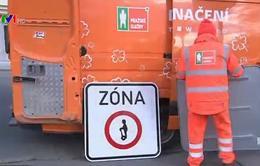 Cấm xe điện tự cân bằng tại Praha, Czech