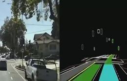 Bản đồ công nghệ 3D cho xe ô tô không người lái