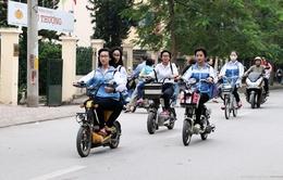 Quảng Ninh: Tiếp nhận đăng ký xe máy điện vào chủ nhật