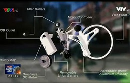 Biến xe đạp thành xe điện trong 60 giây