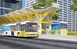 Hà Nội lên phương án tổ chức tuyến xe bus nhanh