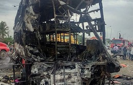 Vụ TNGT nghiêm trọng tại Bình Thuận: Đã xác định được danh tính 6 nạn nhân