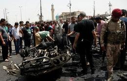 Hai vụ đánh bom đẫm máu tại Iraq gây thương vong lớn