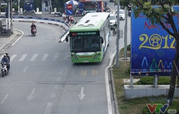 Xe bus nhanh BRT Hà Nội bắt đầu bán vé từ 6/2