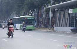 Đề xuất các phương tiện được sử dụng làn đường xe bus nhanh BRT