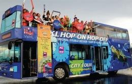 Đà Nẵng triển khai dự án xe buýt 2 tầng mui trần