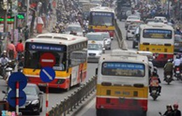 Sẽ hủy hợp đồng nếu phát hiện gian lận trong đấu thầu tại gói xe bus 72