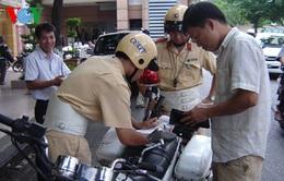 Cảnh sát giao thông TP.HCM triển khai đợt cao điểm tuần tra dịp cuối năm
