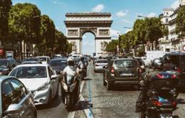 Pháp cấm xe cổ lưu thông trong trung tâm thành phố Paris